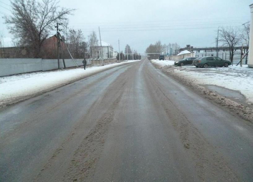 В результате ДТП на трассе под Тамбовом погибла женщина
