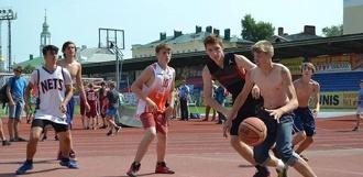 Любителей баскетбола ждут на ежегодном турнире «Оранжевый мяч»