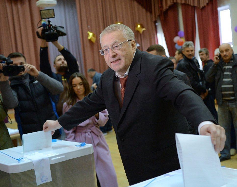 Центризбирком официально утвердил результаты выборов в Государственную думу VII созыва