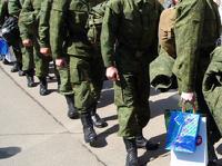 Студенты не хотят служить в армии на каникулах