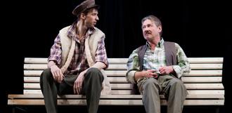 Драмтеатр устроил предпоказ спектакля «Мейлах в октябре, или А коза-таки зелёная»