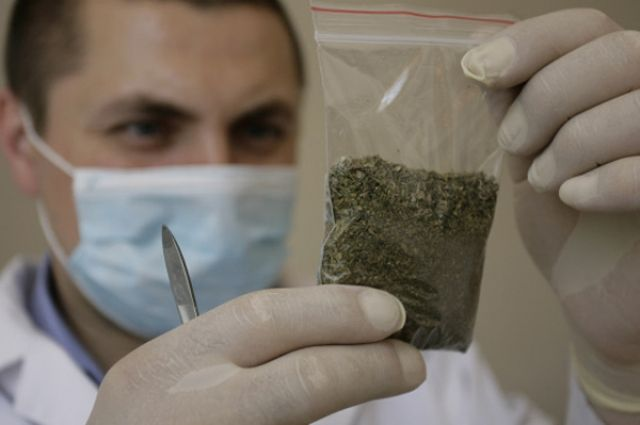 Тамбовчанин ответит перед судом за сбыт наркотиков