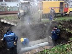 Жителей северной части Тамбова вновь оставили без горячей воды