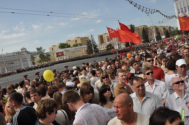 67-ую годовщину Победы в Тамбове отметят с размахом