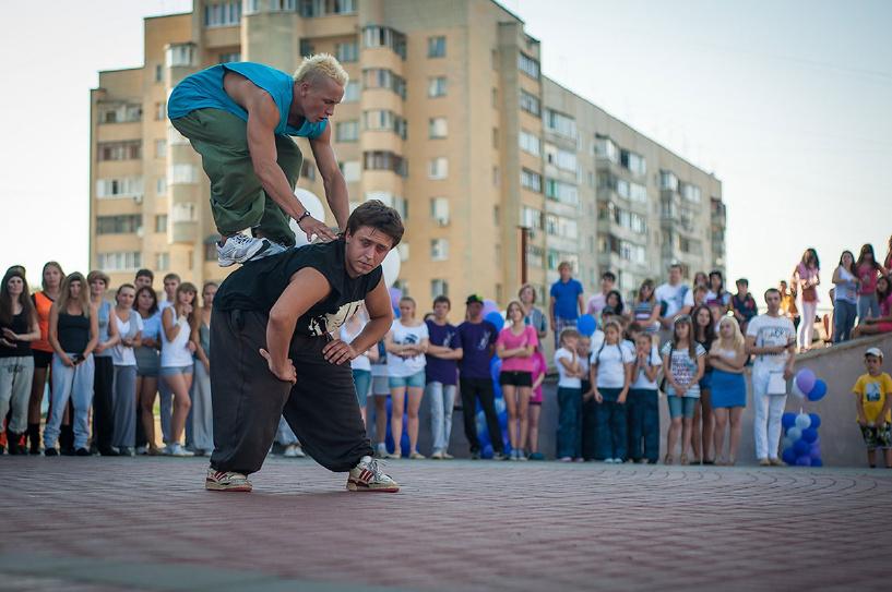Приём заявок на фестиваль «Танцуй, Тамбов!» продлили