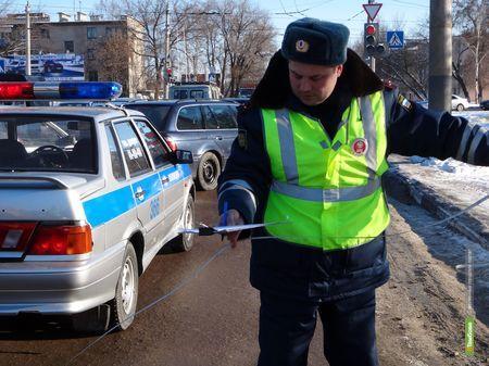 Тамбовчанин без прав сбил пешехода на чужом авто