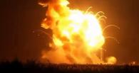 Ракета-носитель с грузом для МКС взорвалась в прямом эфире NASA
