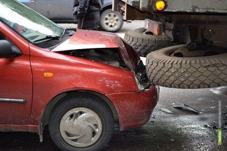 Треть всех ДТП на Тамбовщине случилась из-за плохих дорог