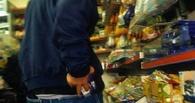 В Тамбове молодой человек пытался обокрасть местный супермаркет