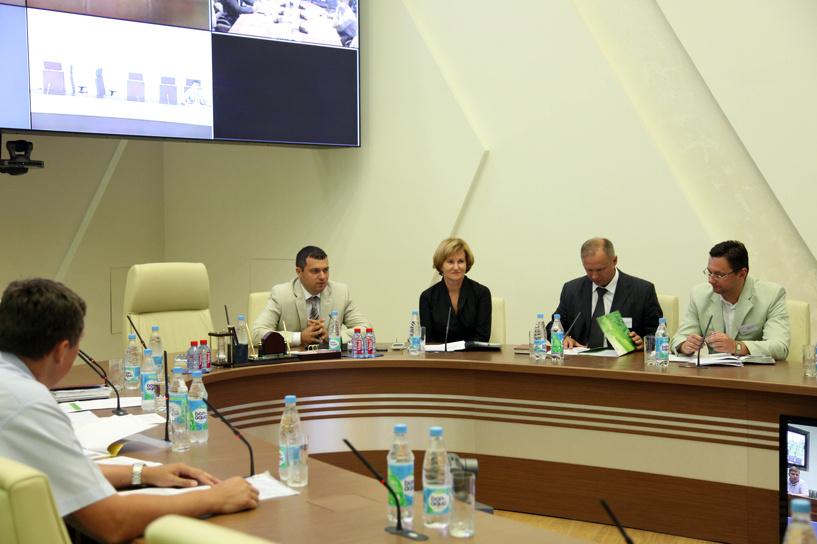 В Воронеже обсудили промежуточные итоги и перспективы развития сотрудничества по партнерской программе с Республикой Беларусь