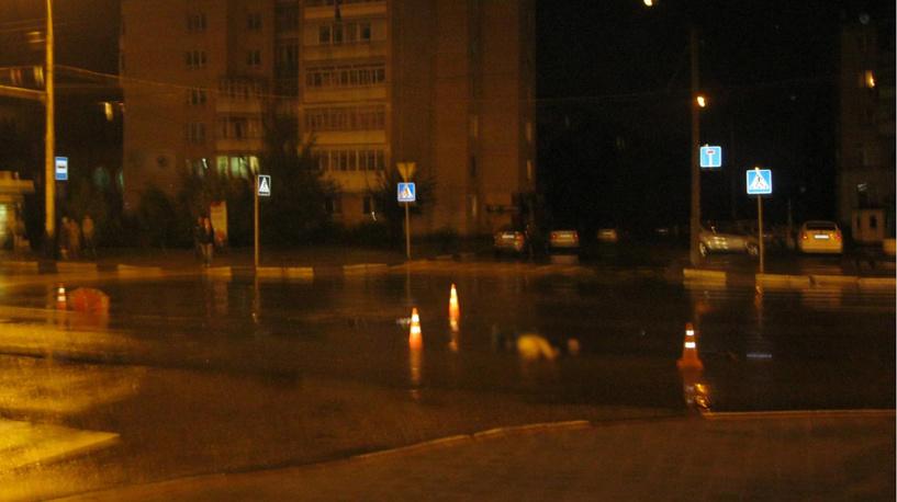 Вечернее ДТП с пешеходом на Советской: новые подробности