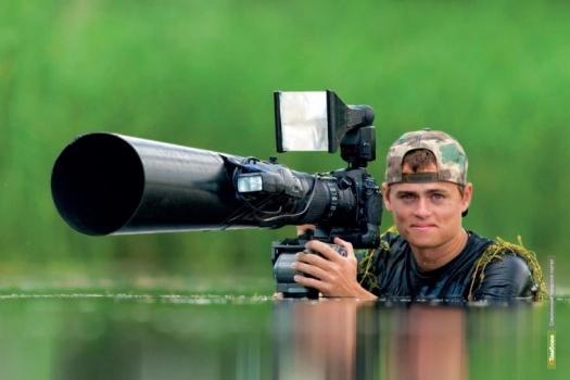 Тамбовские фотоохотники пойдут в лес