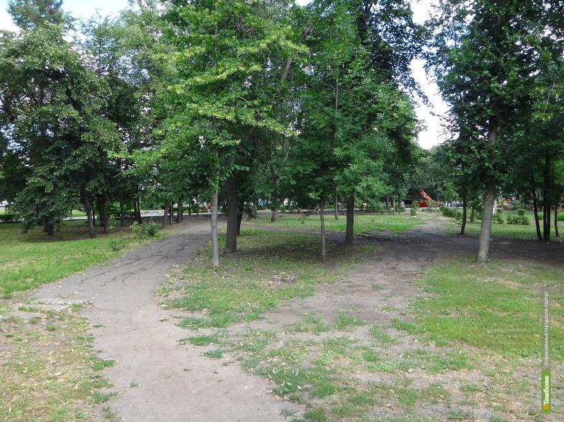 В этом году запланированный парк на севере Тамбова строить не будут