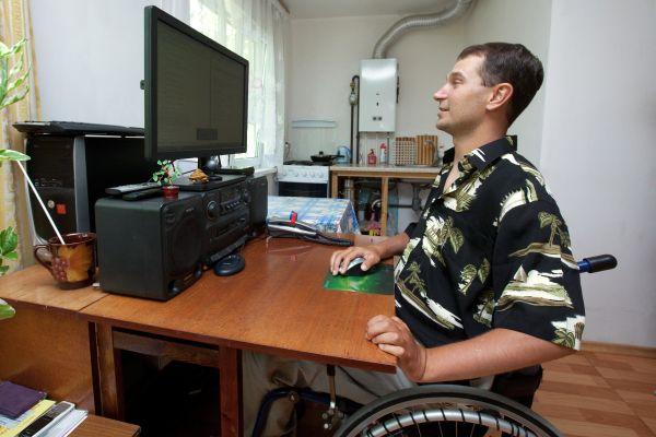 В 2014 году на работу устроились более полутысячи инвалидов