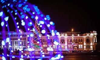 Тамбов оказался в числе городов, популярных для отдыха в новогодние праздники