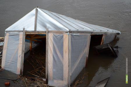 Паводок этой весны на Тамбовщине побил 130-летний рекорд