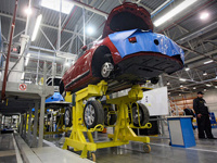 Собирать машины в России дороже чем в других странах