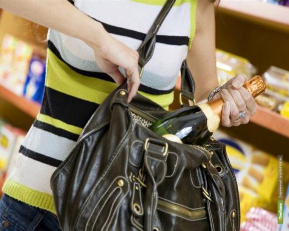 23-летняя жительница Мичуринска решила не расплачиваться за продукты