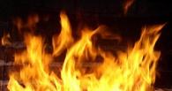 Выяснились подробности о пострадавшем при пожаре в Знаменском районе