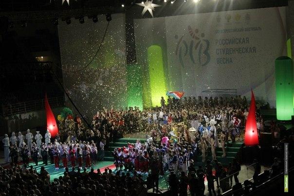 В адрес губернатора пришла благодарность от оргкомитета всероссийской студвесны