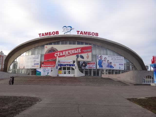Дворец спорта «Кристалл» откроют после реконструкции до конца этого года