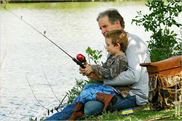 Тамбовские дети посоревнуются в рыбной ловле