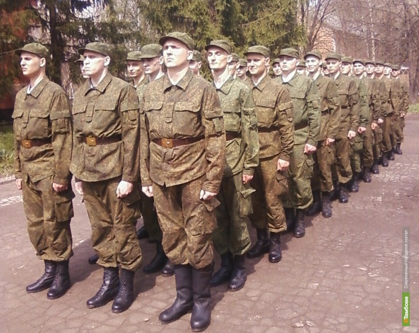 Военнослужащие расскажут школьникам о престиже службы в армии