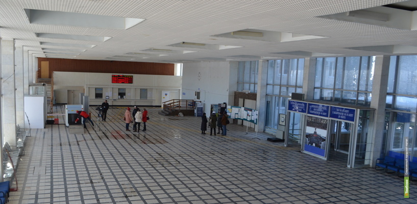 Тамбовский аэропорт рассчитывает получить 2 миллиарда рублей на реконструкцию