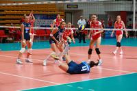 Россиянки проиграли итальянкам в товарищеском матче на Кубке Ельцина