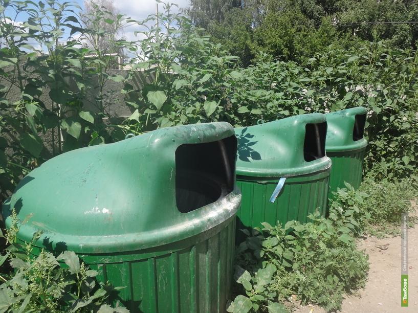 В Тамбове в местах для пикников поставят мусорные контейнеры