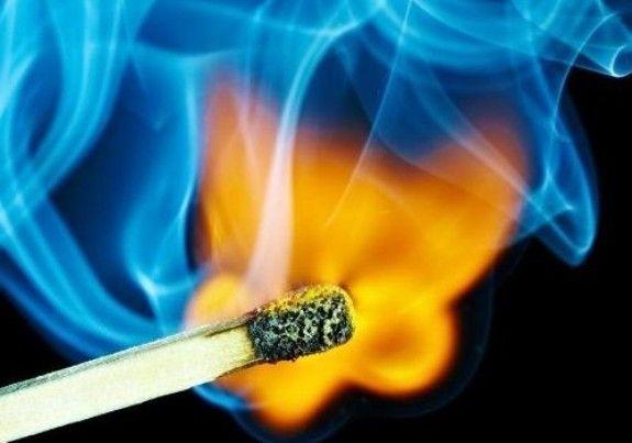 В Рассказовском районе женщина подожгла дом бывшего сожителя