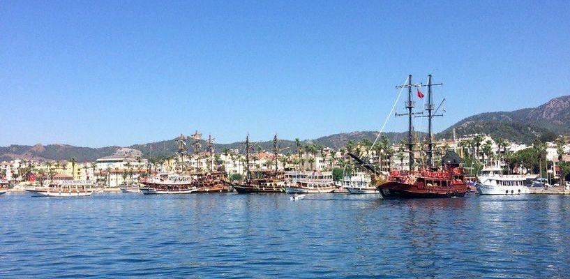 Алеся Романова: Мармарис — райская сказка и подлинная жемчужина Турции