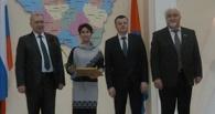 Тамбовские деятели культуры получили денежные премии