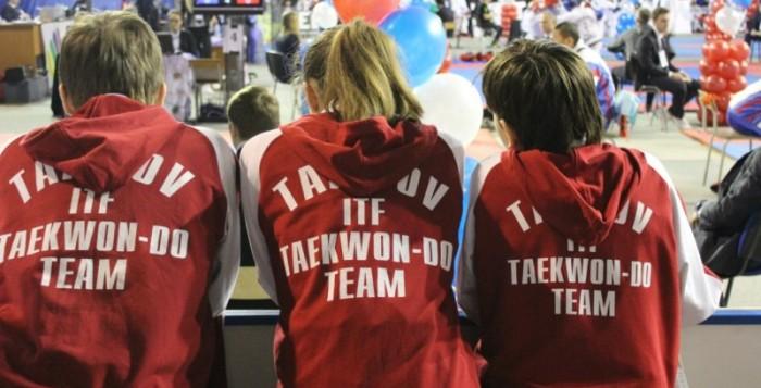 Тамбовские спортсмены вошли в сборную страны по тхэквондо