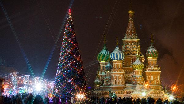 Президент поздравил тамбовчан с Новым годом и Рождеством