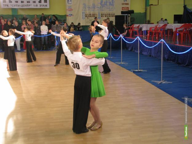Юные тамбовские танцоры сразятся за Кубок главы города