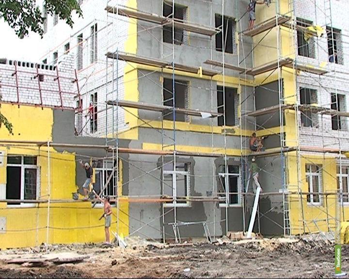 В 82-х тамбовских многоэтажках завершился капремонт