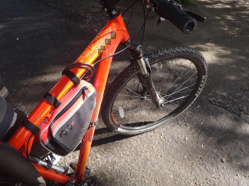 В регионе продолжают воровать велосипеды