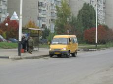 Микроавтобус 48К теперь ходит по улице Чичерина