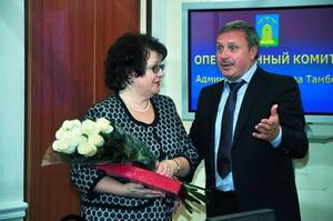 Место Любови Шаниной в мэрии Тамбова занял Сергей Кузнецов