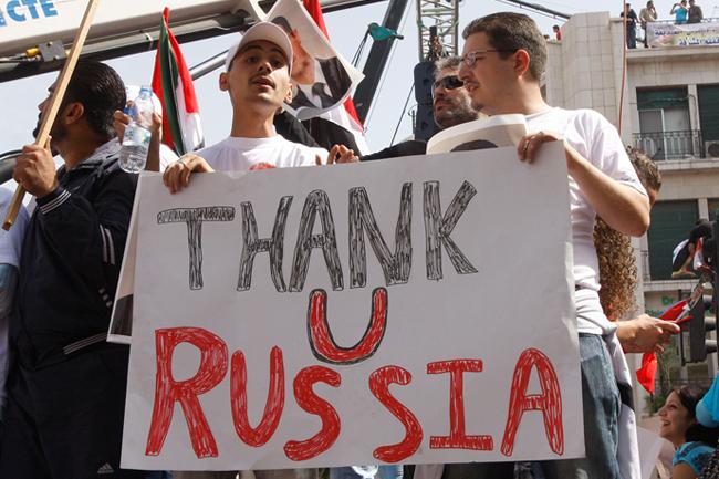 Сирия попросит у России миллиард долларов в долг