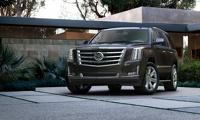 Cadillac Escalade стал еще пафоснее, больше и легче