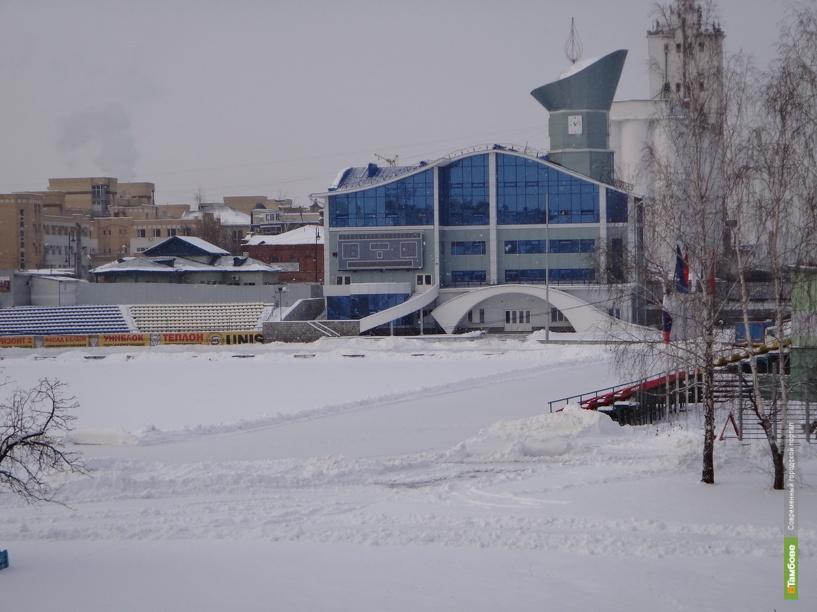 Стадион «Спартак» открывает сезон массового катания