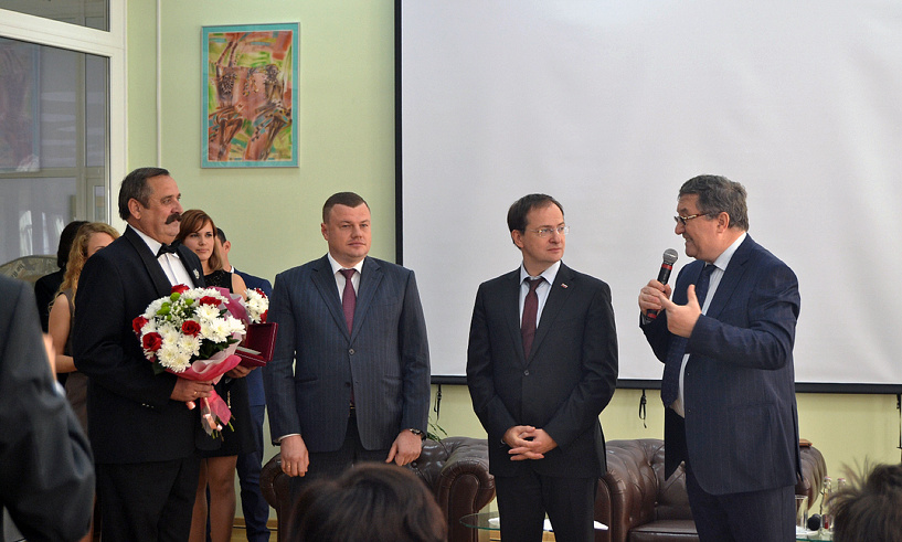 Тамбовчанин получил звание «Заслуженного артиста Российской Федерации»