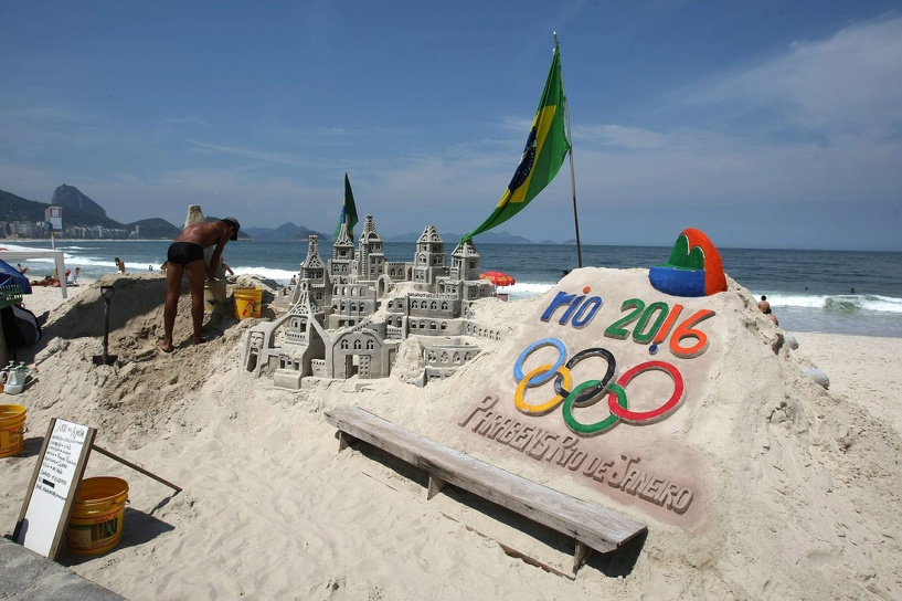 МОК ищет запасную площадку для Олимпиады 2016 года