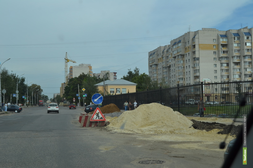 Общественный транспорт по Карла Маркса пустят через месяц