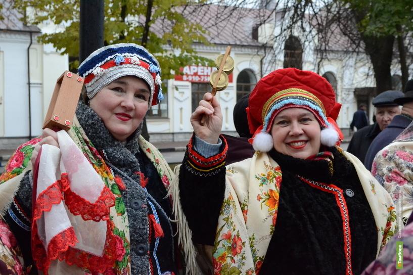 После русских на Тамбовщине живет больше всего украинцев