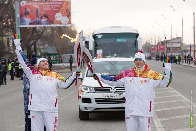 Тамбов готовится встретить Олимпийский огонь