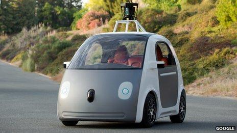 Google уже в этом году выпустит самоуправляющиеся автомобили