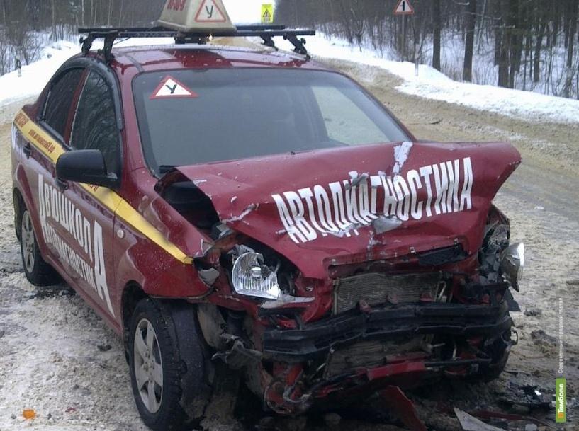 Стали известны подробности вчерашней аварии неподалеку от Трегуляя